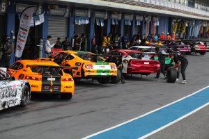 Race days Buriram 7-9 June